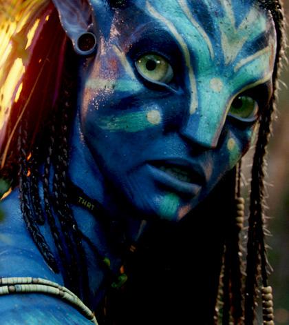In foto Zoe Saldana (42 anni) Dall'articolo: Avatar: una valanga di nuove immagini.