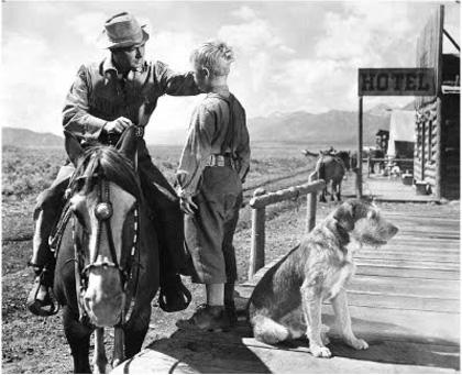 In foto Alan Ladd Dall'articolo: Storia 'poconormale' del cinema: il West.
