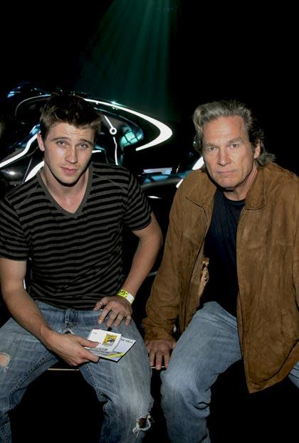 In foto Jeff Bridges (69 anni) Dall'articolo: Jeff Bridges compie sessant'anni.