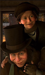 Box Office: A Christmas Carol conquista il primo posto - Box Office Italia