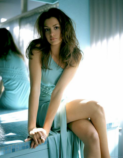 In foto Anne Hathaway (37 anni) Dall'articolo: Spider-Man 4: John Malkovich potrebbe essere Avvoltoio.