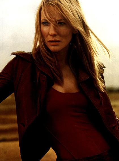 In foto Cate Blanchett (51 anni) Dall'articolo: The Hobbit: chi ritornerà dal Signore degli Anelli?.