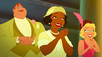 Dai cattivi a Mama Oodie -  Dall'articolo: La principessa e il ranocchio riporta le favole dal lieto fine al cinema.
