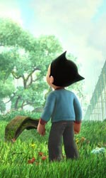 Le ispirazioni dell'arte classica giapponese -  Dall'articolo: Astro Boy dal Giappone all'America.