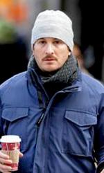 In foto Darren Aronofsky (49 anni) Dall'articolo: Black Swan: le foto sul set di Cassell e della Portman.