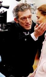 In foto Vincent Cassel (52 anni) Dall'articolo: Black Swan: le foto sul set di Cassell e della Portman.