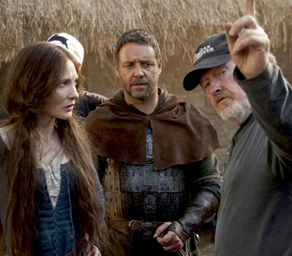 In foto Russell Crowe (55 anni) Dall'articolo: Robin Hood: trailer internazionale e le immagini ufficiali di Crowe e della Blachett.