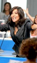 In foto Sabrina Ferilli (55 anni) Dall'articolo: 5x1: Sabrina Ferilli, la regina.