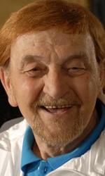 In foto Sergio Fiorentini (84 anni) Dall'articolo: Io, loro e Lara: la fotogallery.
