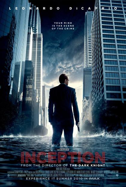 In foto Leonardo DiCaprio (44 anni) Dall'articolo: Inception: primo poster del film di Christopher Nolan.