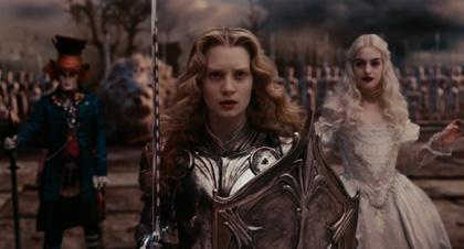 In foto Mia Wasikowska (30 anni) Dall'articolo: Alice in Wonderland: le immagini e il secondo trailer ufficiale.