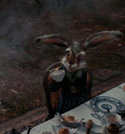 In foto Noah Taylor (52 anni) Dall'articolo: Alice in Wonderland: le immagini e il secondo trailer ufficiale.