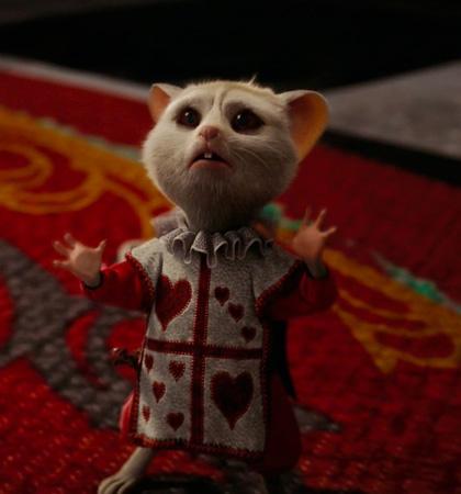In foto Barbara Windsor Dall'articolo: Alice in Wonderland: le immagini e il secondo trailer ufficiale.