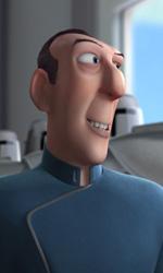 Il generale Stone e il Dr. Tenma -  Dall'articolo: Astro Boy: ultime immagini del film.