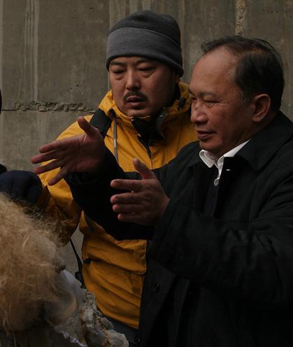 In foto John Woo (75 anni) Dall'articolo: Venezia 67: a John Woo il Leone d'oro alla carriera.