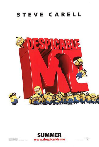 Introdotti i Minion di Gru -  Dall'articolo: Cattivissimo Me: poster e terzo trailer del cartone con Steve Carell.