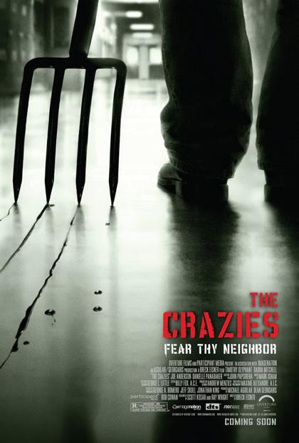 L'ultimo poster -  Dall'articolo: The Crazies: nuove immagini e secondo trailer.