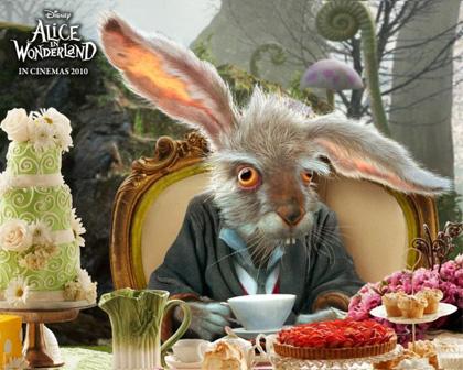 In foto Paul Whitehouse (63 anni) Dall'articolo: Alice in Wonderland: ecco le immagini delle creature del film.