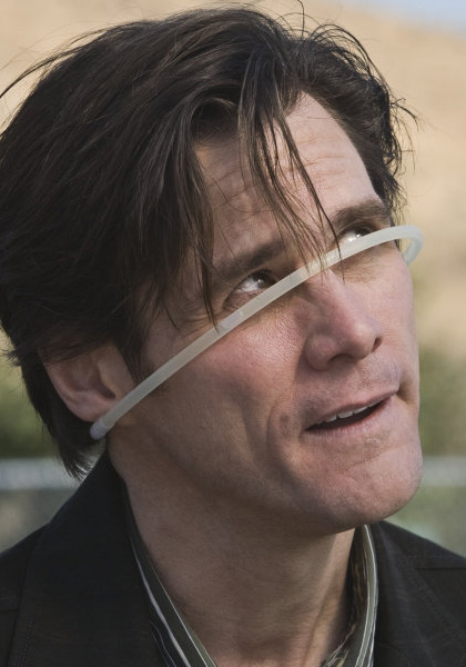 In foto Jim Carrey (59 anni) Dall'articolo: 5x1: Jim Carrey, perfetta incarnazione del sogno americano.