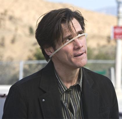 In foto Jim Carrey (59 anni) Dall'articolo: Yes Man, il film.