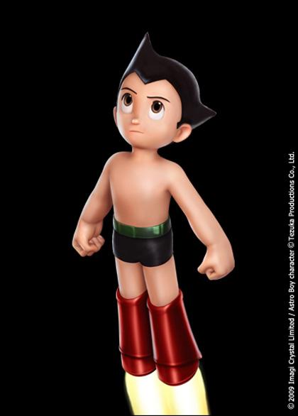 Astro Boy -  Dall'articolo: Astro Boy: prime immagini.