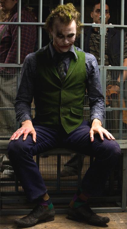 In foto Heath Ledger Dall'articolo: I Golden Globes, la fotogallery degli attori vincitori.