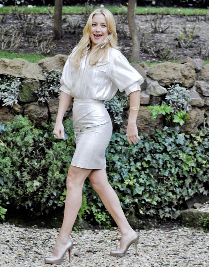 In foto Kate Hudson (40 anni) Dall'articolo: Bride wars: prima o poi si sposano.