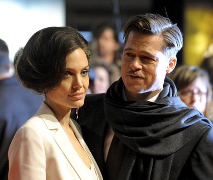 In foto Brad Pitt (57 anni) Dall'articolo: Il curioso caso di Benjamin Button, premiere a Berlino.