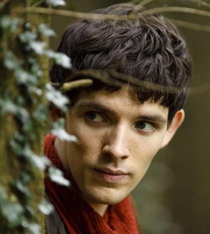 In foto Colin Morgan (34 anni) Dall'articolo: Merlin, la magia della leggenda.