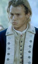 Stasera in Tv: Omaggio a Heath Ledger - Il patriota