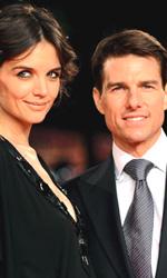 Operazione Valchiria, premiere a Londra e Berlino - Tom Cruise e Katie Holmes a Berlino