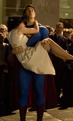 Prima visione in Tv: Superman Returns - Fotogallery: Brandon Routh è Clark Kent/Superman