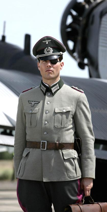 In foto Tom Cruise (59 anni) Dall'articolo: Operazione Valchiria, il film.