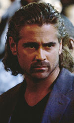 Stasera in Tv: Miami Vice - Colin Farrell è James