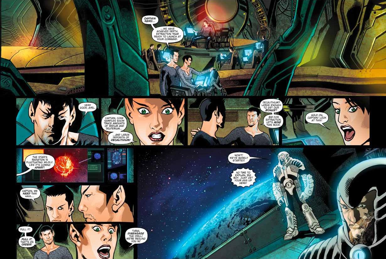 Il fumetto -  Dall'articolo: Star Trek: in arrivo il fumetto prequel.