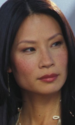 In foto Lucy Liu (52 anni) Dall'articolo: Charlie's Angels: il ritorno?.