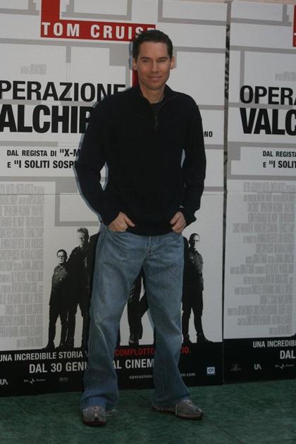 In foto Bryan Singer (54 anni) Dall'articolo: Bryan Singer: L'allievo di Spielberg.