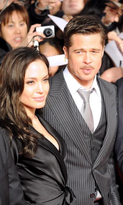 In foto Brad Pitt (57 anni) Dall'articolo: Il curioso caso di Benjamin Button, premiere a Tokyo.