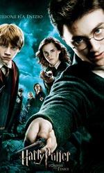 Harry Potter e il principe mezzosangue: locandina in superesclusiva - Harry Potter e l'Ordine della Fenice