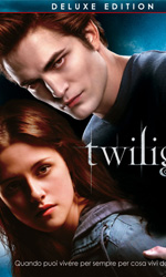 Twilight in dvd ad aprile - Twilight Deluxe Edition (2 dischi - BLU RAY)