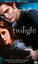 Twilight in dvd ad aprile - Twilight Deluxe Edition (3 DVD)