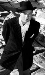 In foto Orson Welles (106 anni) Dall'articolo: Il cinema visto dai giovani.