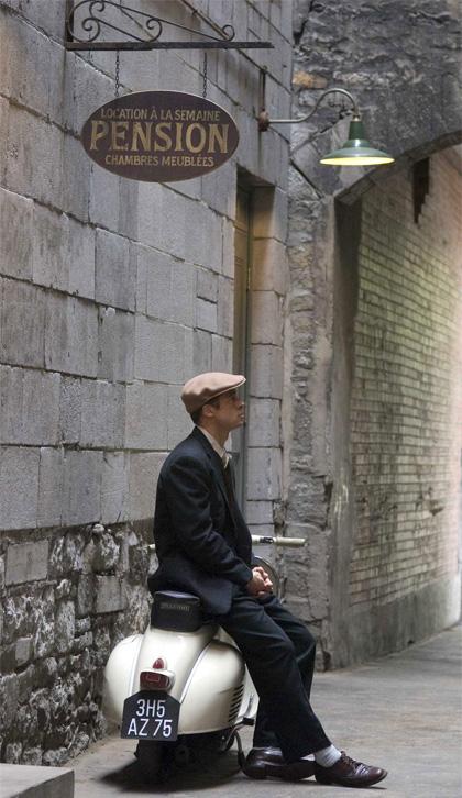 In foto Brad Pitt (57 anni) Dall'articolo: Il curioso caso di Benjamin Button, il film.