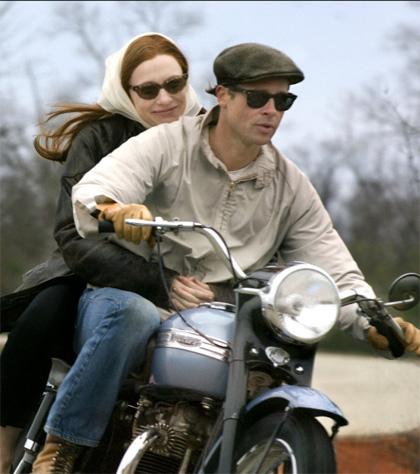 In foto Brad Pitt (57 anni) Dall'articolo: Box Office: Benjamin Button, esordio al primo posto.