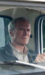 In foto Clint Eastwood (90 anni) Dall'articolo: Prossimamente al cinema: Gran Torino sulla scogliera.