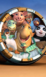 Impy Superstar - Missione Luna Park, il film - I personaggi