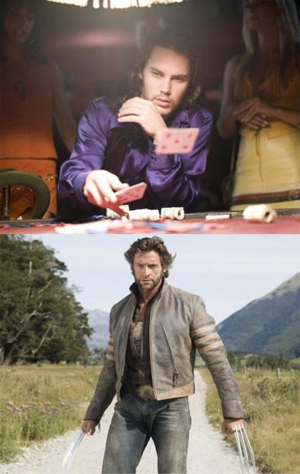 In foto Taylor Kitsch (38 anni) Dall'articolo: X-Men origini: Wolverine, nuove still.