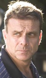 In foto Enzo Monteleone (65 anni) Dall'articolo: Due partite, il film.