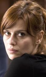In foto Claudia Pandolfi (45 anni) Dall'articolo: Due partite, il film.