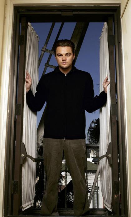 In foto Leonardo DiCaprio (46 anni) Dall'articolo: Leonardo di Caprio nell'ultimo film di Nolan.